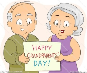 Grandparents' Day will take place on 22nd May in Scoil Oilibhéir.