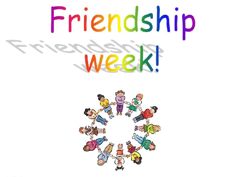 Image result for friendship week