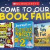 come to our bookfair